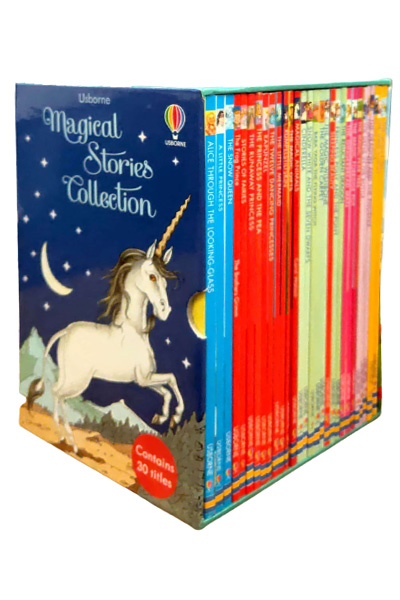 Usborne Magical Stories Collection (30 titles)