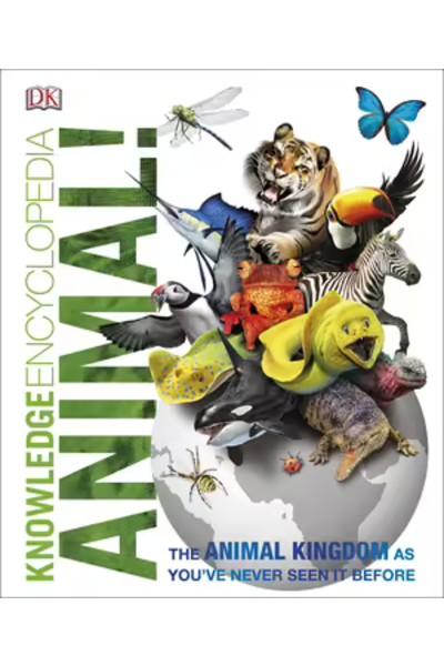 DK: Knowledge Encyclopedia Animal