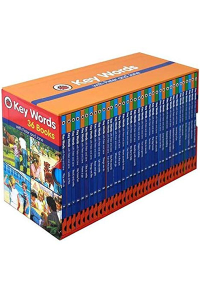 Key Words Collection (36 Books Box Set)