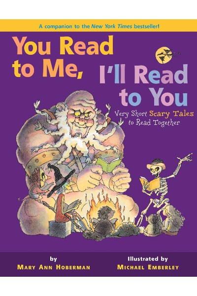 You Read to Me...I'll Read to You: Very Short Scary Tales to Read Together