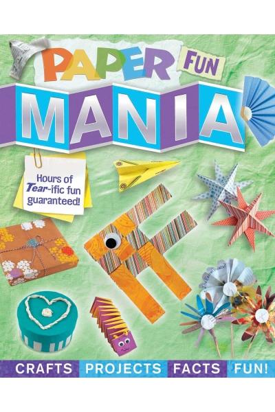 Paper Fun Mania (Volume 4)