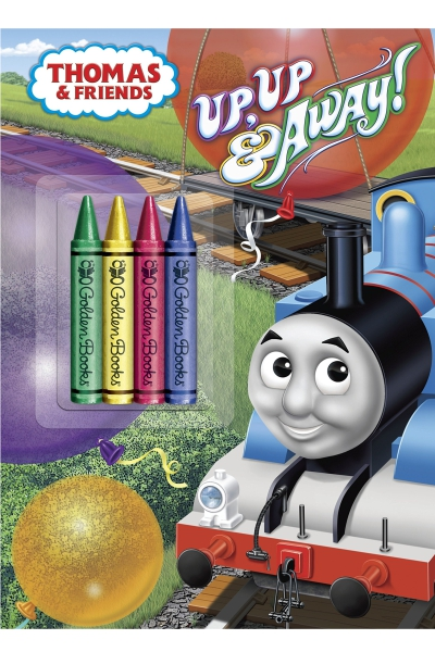 Thomas & Friendship: Up Up & Away!