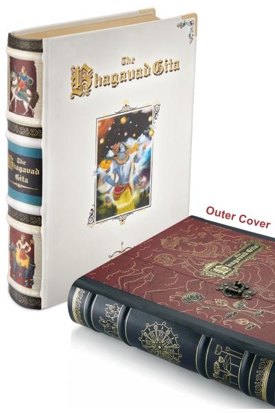 The Bhagavad Gita Book (Signature Edition)