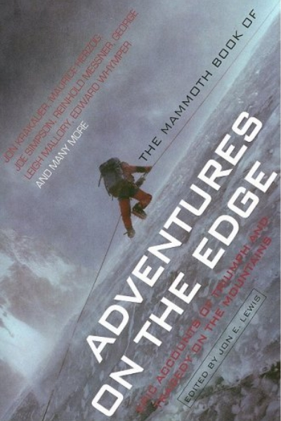 Mammoth Book of Adventures on The Edge