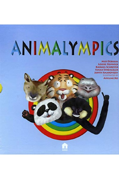 Animalympics (5 Books Set)