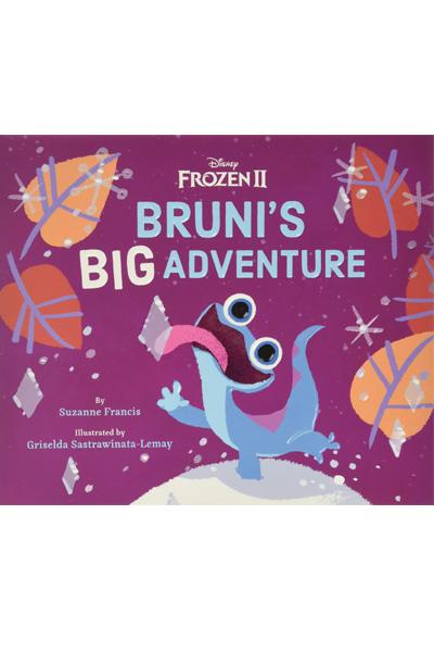 Disney Frozen II - Bruni's Big Adventure (Board Book)