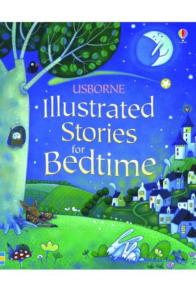 Usborne: Illustrated Stories for Bedtime