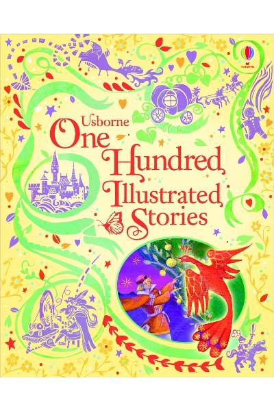 Usborne: One Hundred Illustrated Stories