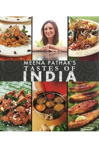 Meena Pathak's Tastes of India