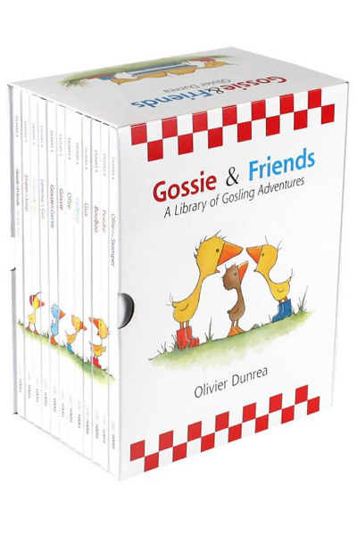 Gossie and Friends Storybook Library: 12 Book Box Set