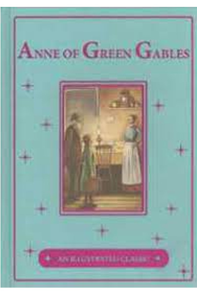 Illustrated Classic: Anne of Green Gables