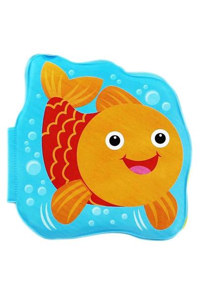 Bath-Time Buddies: Splashy Fish