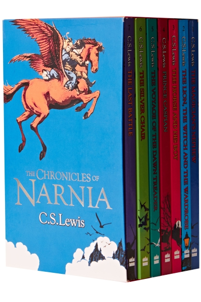 The Chronicles of Narnia (7 Vol Set)