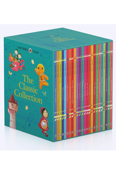 Ladybird Tales : The Classic Collection (24 Vol. Set Slipcase)