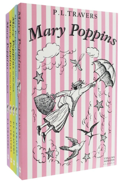Mary Poppins Collection (5 Vol. Set)