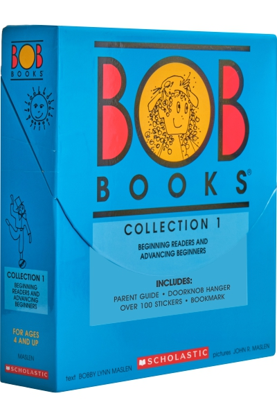 Bob Books Collection 1: Beginning Readers and Advancing Beginners