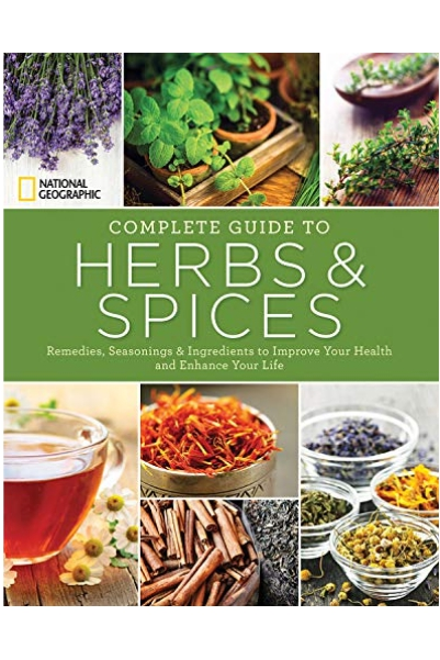 Complete Guide to Herbs & Spices