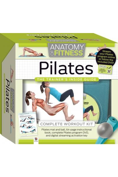 Anatomy Of Fitness Pilates Complete Workout Kit