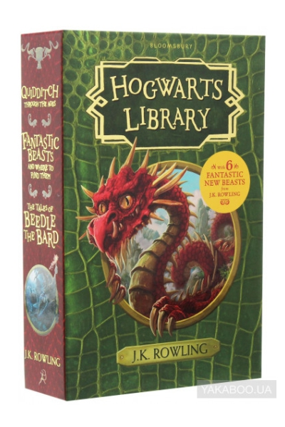 The Hogwarts Library (3 Vol. Set)