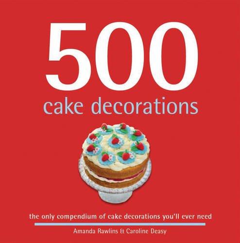 500 Cake Decorations