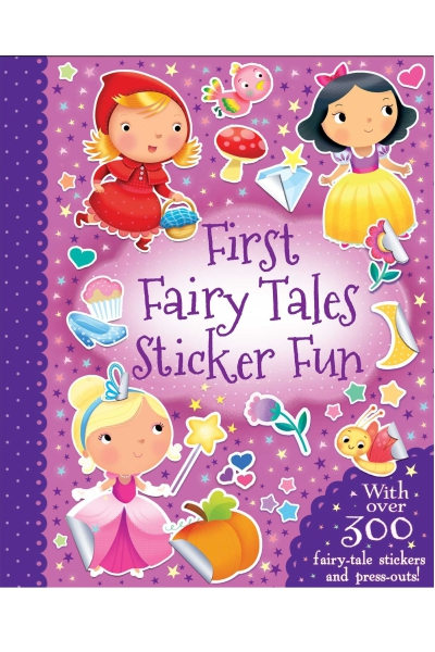 First Fairy Tales Sticker Fun