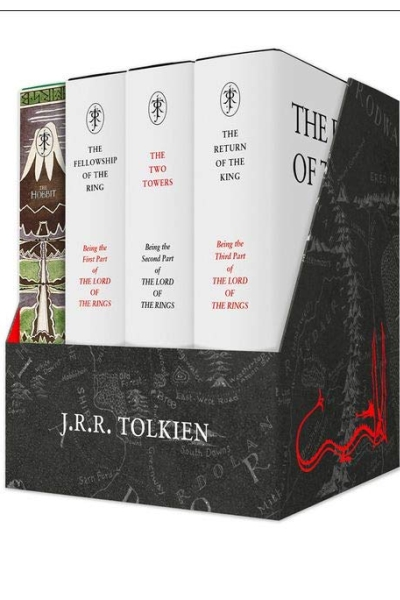 The Hobbit & The Lord of the Rings Gift Set