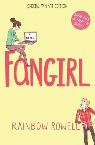 Fangirl: Fan Art Edition