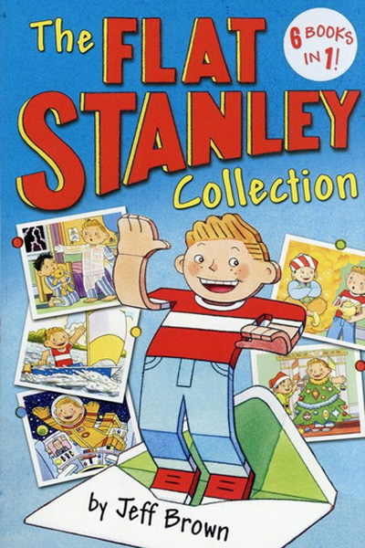 The Flat Stanley Collection: 6 Books in 1
