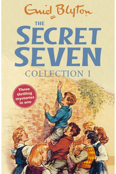 The Secret Seven Collection 3: Books 7-9