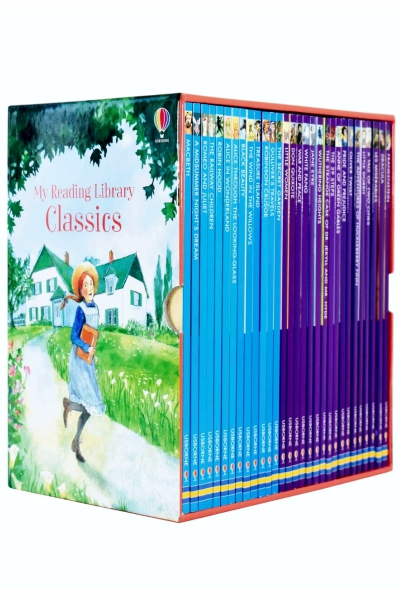 My Reading Library : Classics (30 Vol Set)