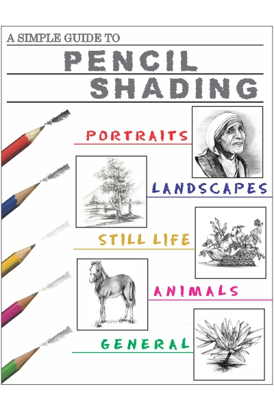 Simple Guide to Pencil Shading