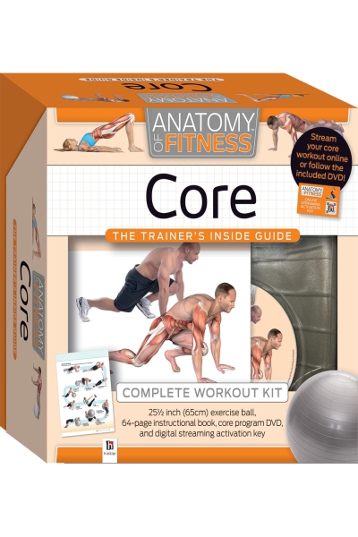 Anatomy Of Fitness Core Complete Workout Kit