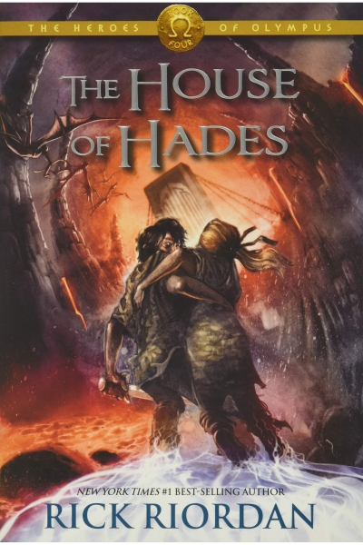 The Heroes of Olympus:Book Four the House of Hades