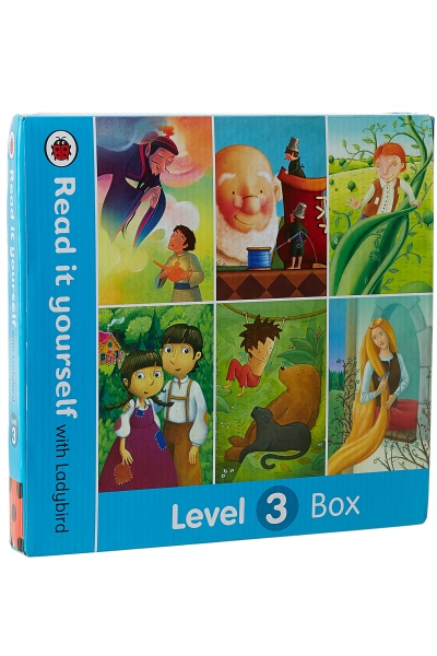Read it Yourself with Ladybird : Level 3 Box