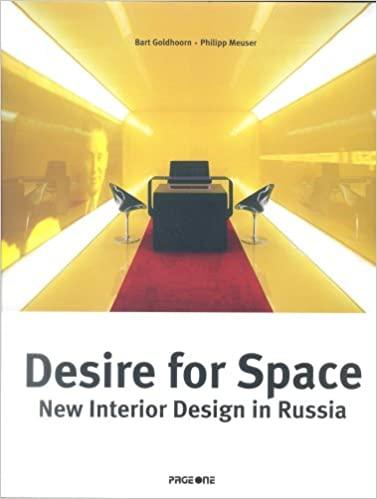 Desire For Space New Interior Design In Russia