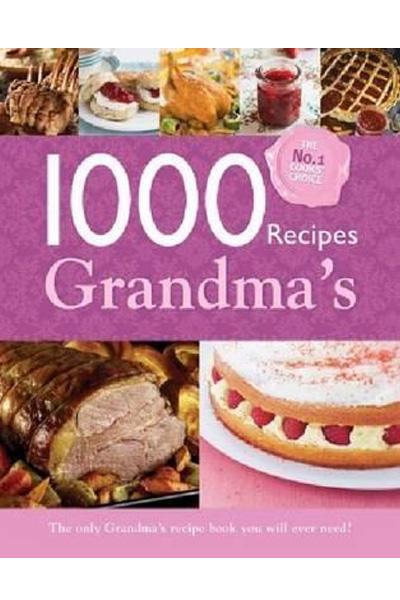 1000 Grandma's Recipes Collection