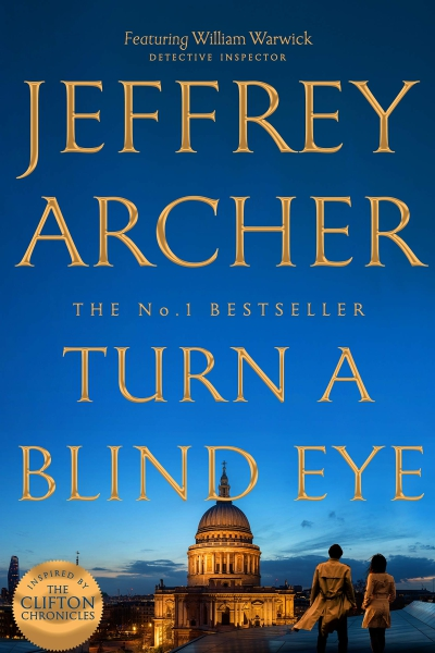 Turn a Blind Eye (William Warwick Novels)