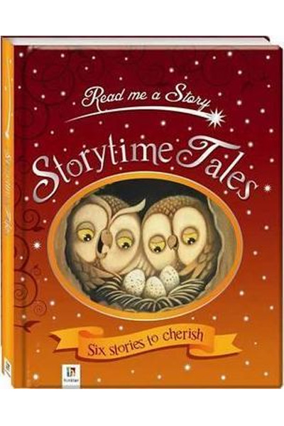 Read Me a Story: Storytime Tales