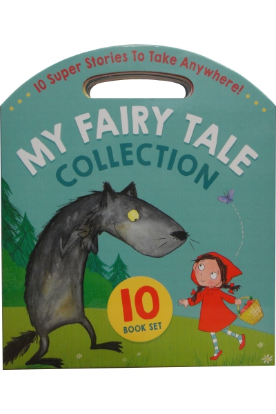 My Fairy Tale Collection: 10 Book Set