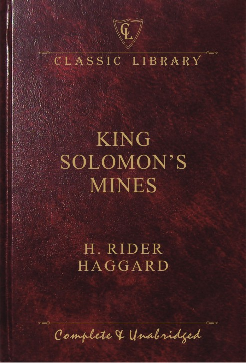 CL:King Solomon's Mines